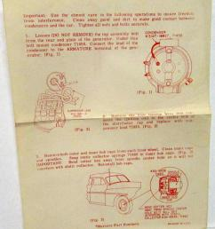 1951 1949 1951 mercury radio owners manual installation operating on 1951 plymouth  [ 803 x 1000 Pixel ]