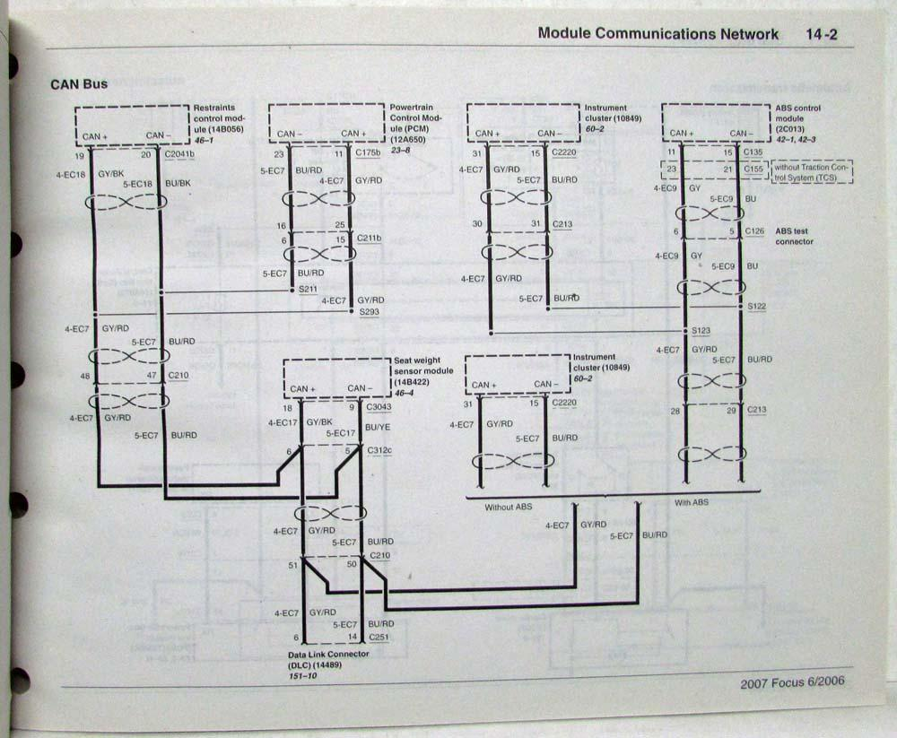 hight resolution of 2007 focu wiring diagram