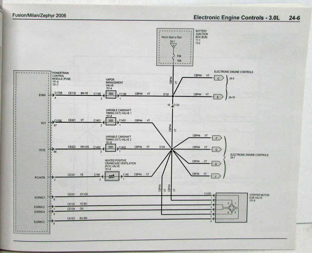 medium resolution of mercury zephyr wiring diagram wiring diagram article review 2006 ford fusion mercury milan lincoln zephyr electrical