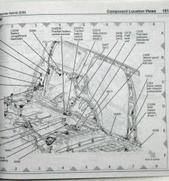 2008 ford escape mercury mariner hybrid electrical wiring diagrams manual [ 1000 x 888 Pixel ]
