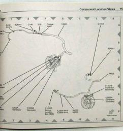 2008 ford econoline club wagon e series van electrical wiring diagrams manual [ 1000 x 880 Pixel ]