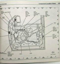 2008 ford f 250 350 450 550 super duty pickup electrical wiring diagrams manual [ 1000 x 908 Pixel ]