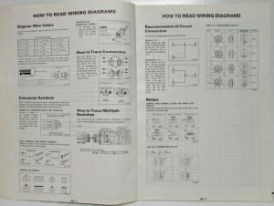 1992 Nissan Truck King Cab & Pathfinder SE Electrical