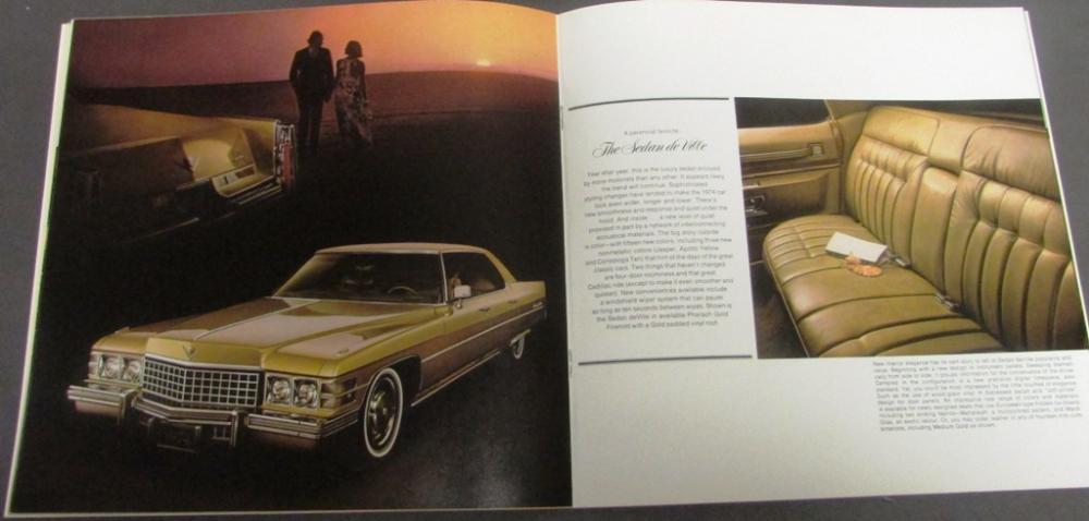 4 page brochures