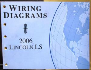 2006 Lincoln Mark LT Genuine Accessories Brochure