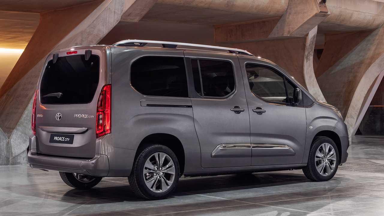 Toyota Proace City 2019  Presentazioni Automobili e Nuovi