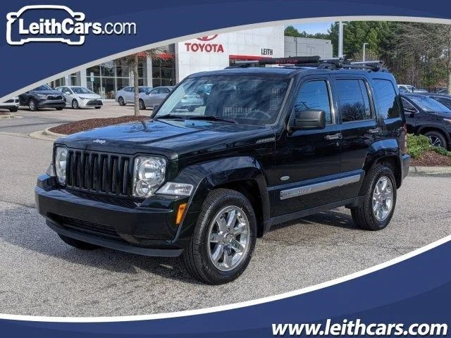 2012 Jeep Liberty Service Schedule