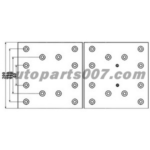 OEM Parts NO.2992123 Manufacturers & Suppliers