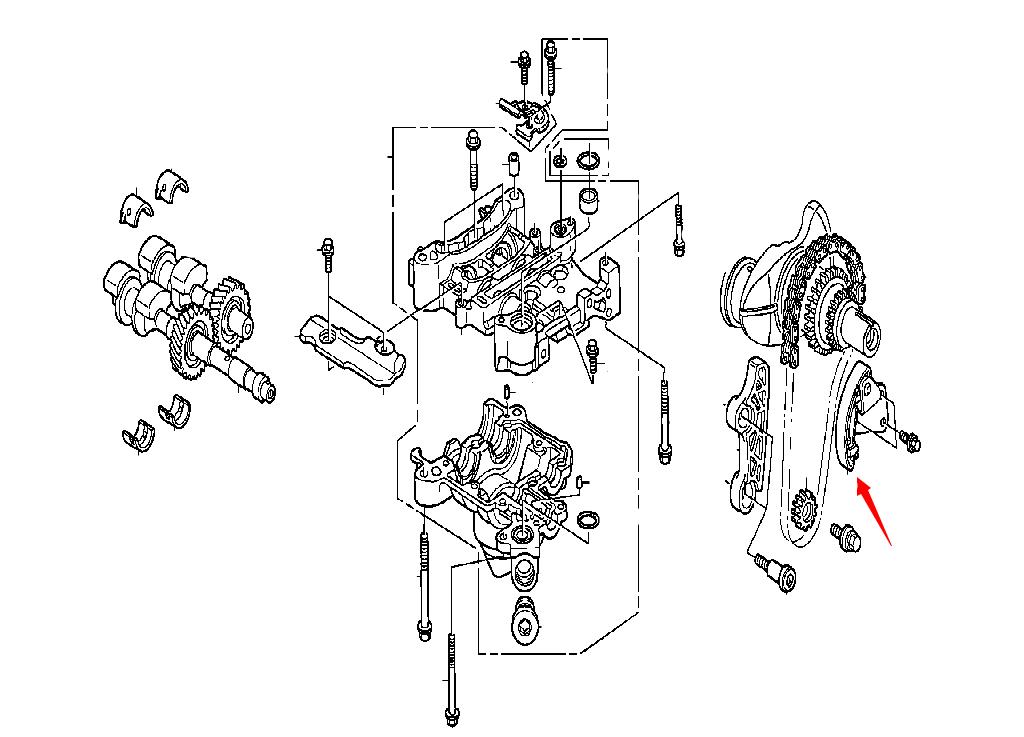 71593-T0A-A01 CR-V BUMPER BRACKET NORMAL QUALITY