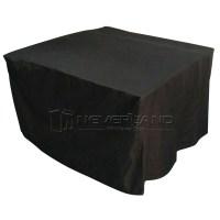 Waterproof Rattan Cube Outdoor Table Garden Patio ...