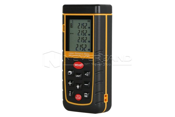 Laser Measure . Stanley Intelli 30m True