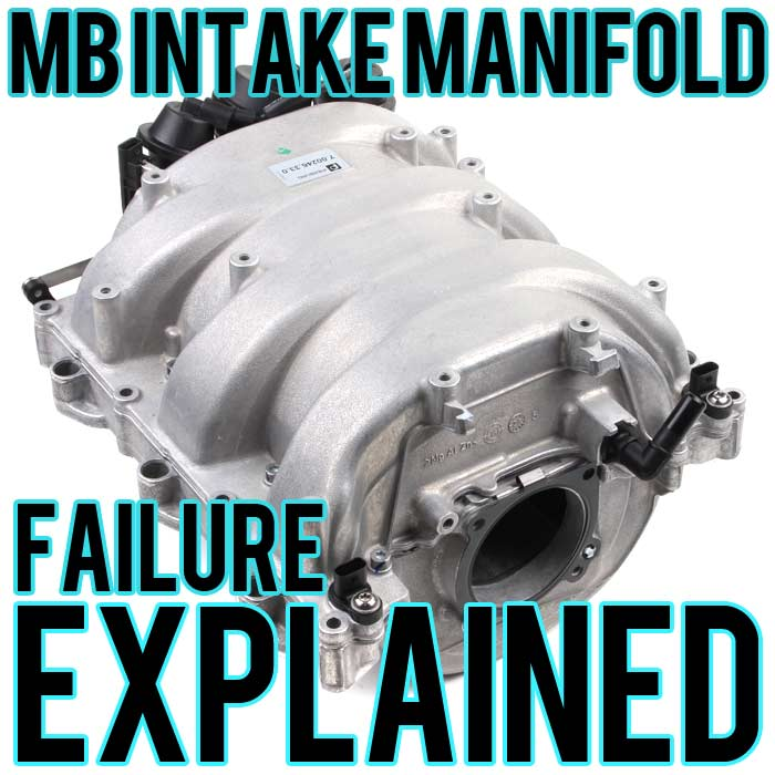 Blog Fixing Mercedes Benz Intake Manifold