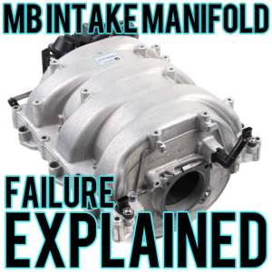eEuroparts Blog | Fixing MercedesBenz Intake Manifold