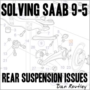 Solving Saab 95 Rear Suspension Issues  eEuroparts Blog
