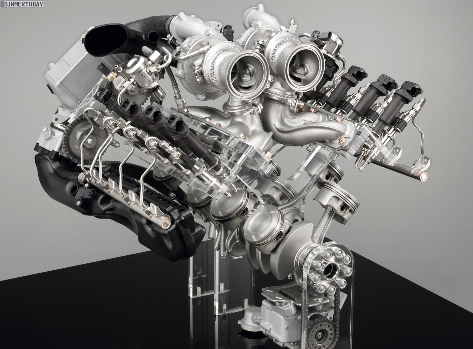 hight resolution of breaking new ground with the bmw n63