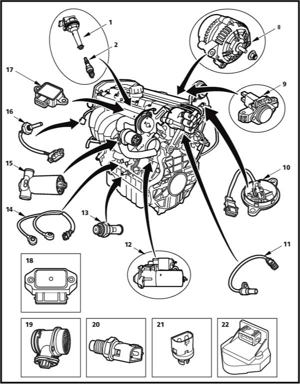 1997 Volvo V90 Wagon Volvo 960 Engine Electrical Diagram