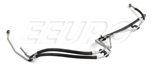 Genuine Mercedes Auto Trans Oil Cooler Hose 1635010624
