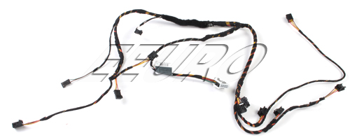 Genuine BMW Mini HVAC Wiring Harness (Denso) 64116932680