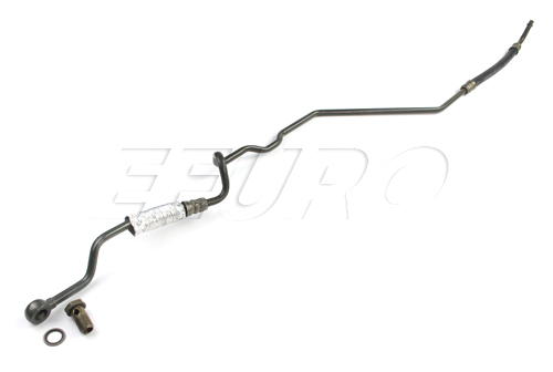 Genuine BMW Mini Transmission Oil Cooler Line (Inlet