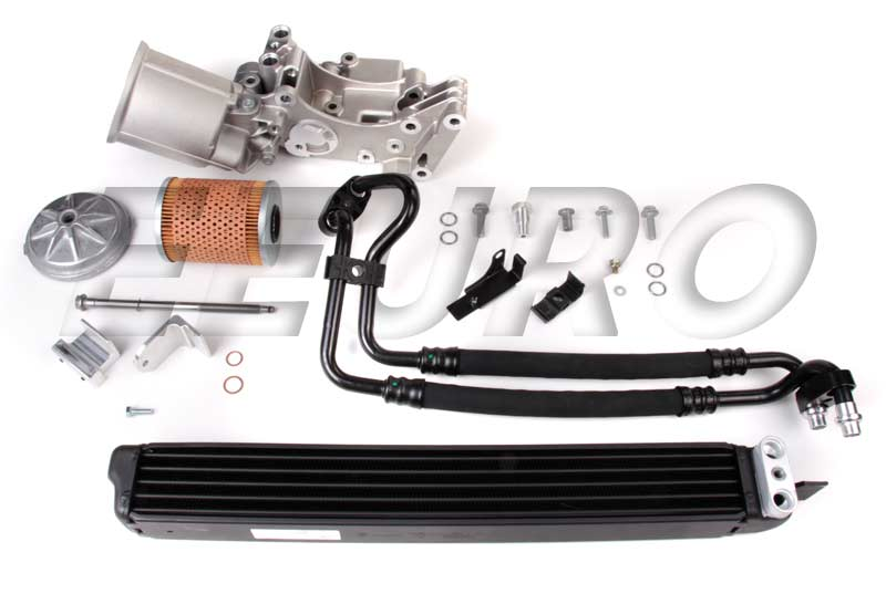 BMW Engine Oil Cooler Kit (Euro) (E36) (Complete