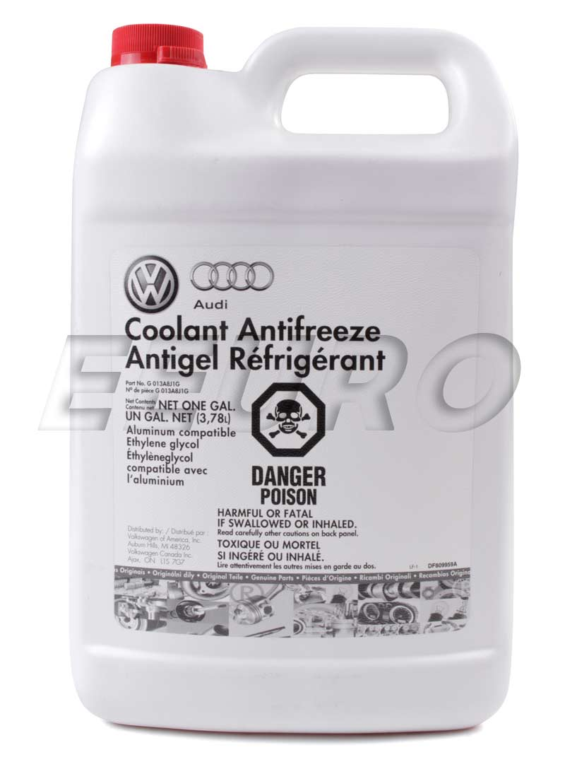 medium resolution of engine coolant antifreeze g13 1 gallon g013a8jm1 main image