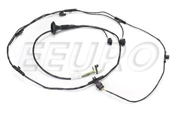 BMW Park Assist Sensor Wiring Harness 61126970676