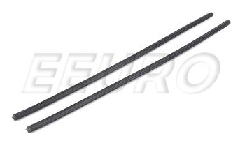 Mercedes-Benz Windshield Wiper Blade Insert Set (19in