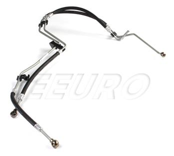 Mercedes Auto Trans Oil Cooler Hose 1635010624