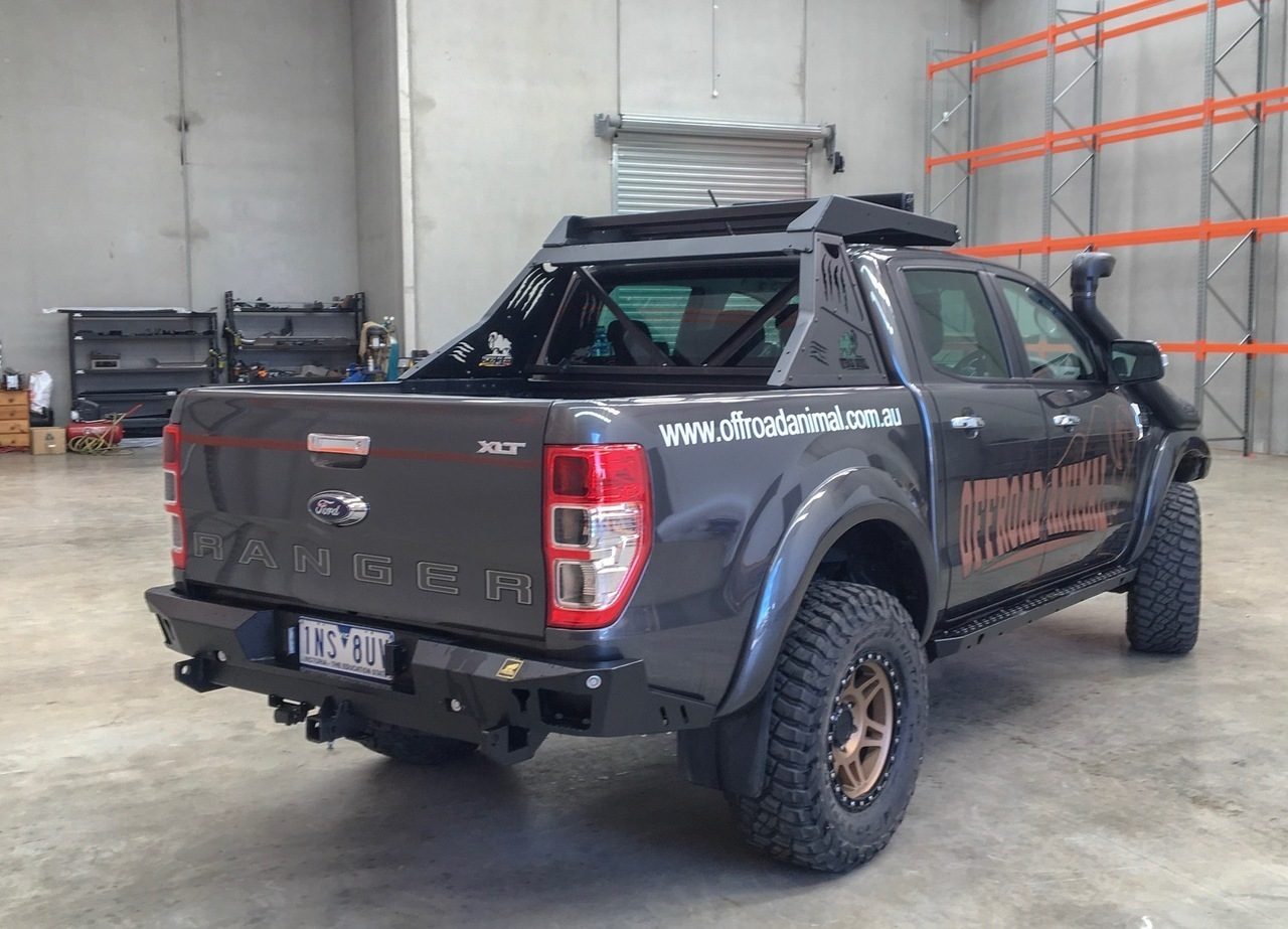 offroad animal roof rack for chase rack ford ranger px1 px2 px3 raptor 2011 on