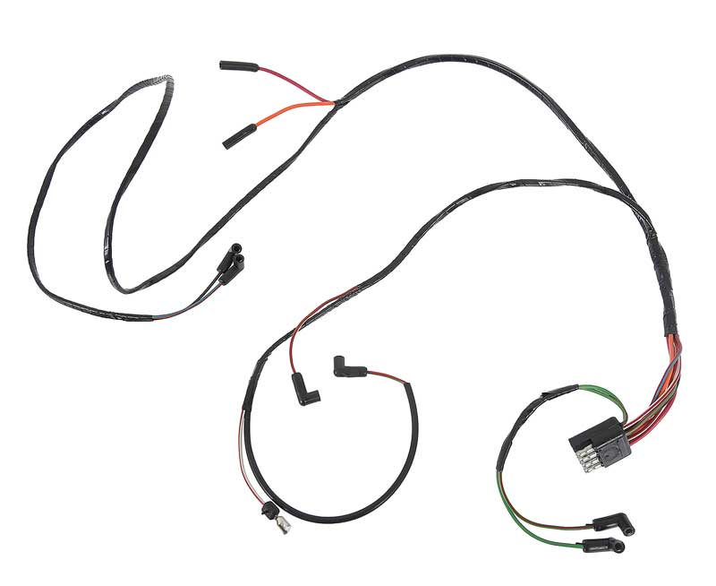 Painless Performance 20120 Mustang Wiring Harnes 19651966