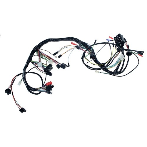small resolution of ford mustang parts electrical and wiring wiring and connectors electrical wiring fog lamp complete wire harness 196667 mustang