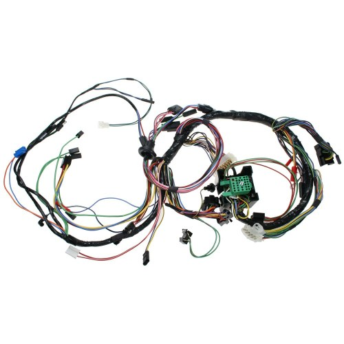 small resolution of 1969 ford mustang parts 14401s 1969 mustang without tachometer rh classicindustries com 1969 mustang engine wiring harness 1969 mustang engine wiring