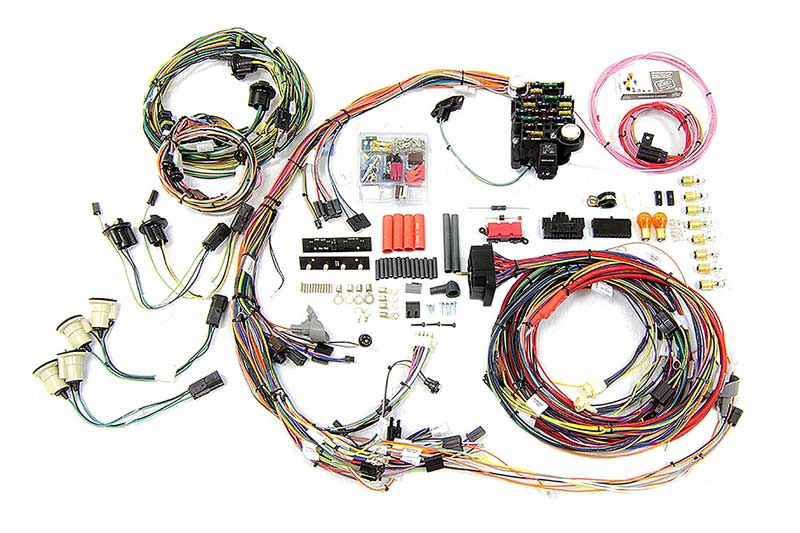 Painless Wiring Schematic Painless Wiring Switch Panel Diagram