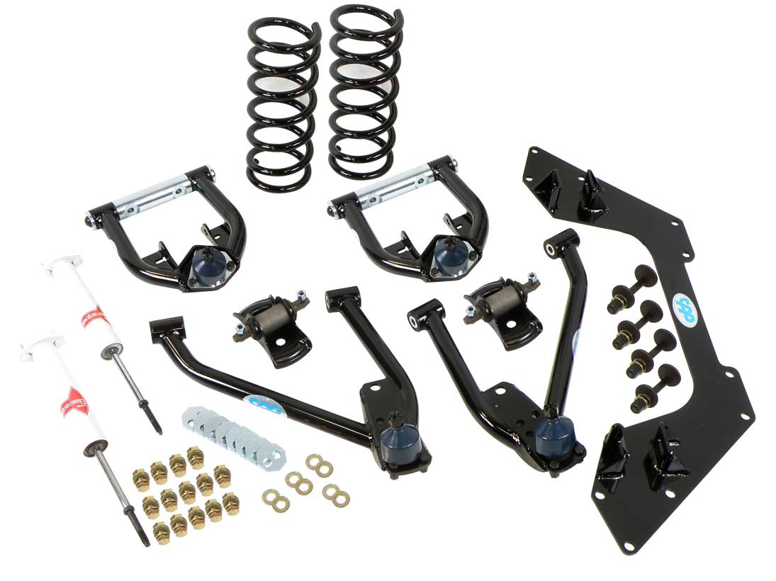 hight resolution of cpp steering brakes suspension chevrolet chevy ii nova parts classic industries