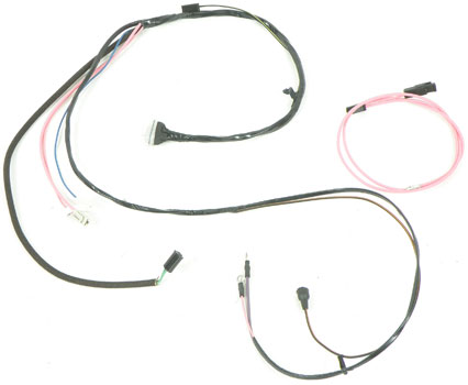 1963 Impala Wiring Harness : 26 Wiring Diagram Images