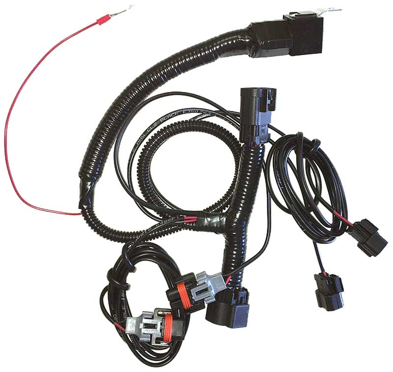 h11 electrical wiring harness