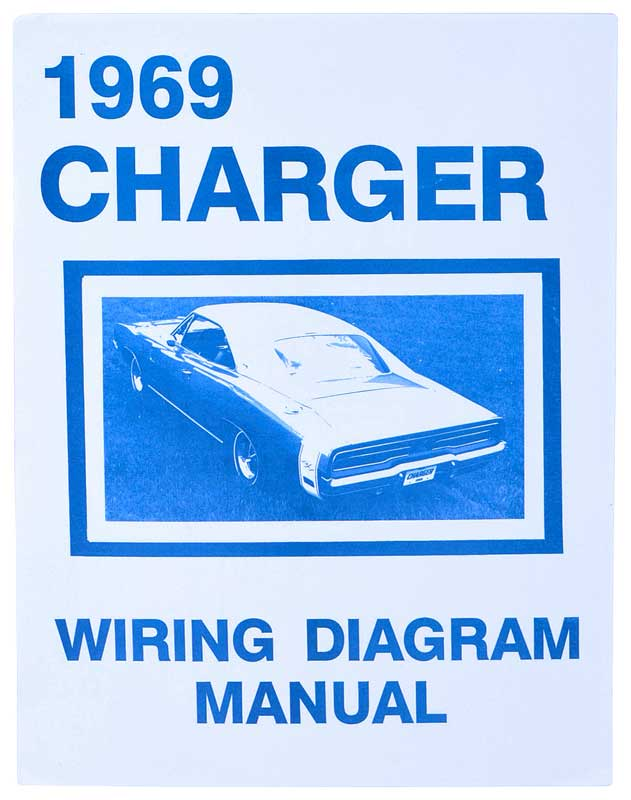 Dodge Charger Parts Literature Multimedia Literature Wiring