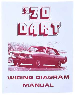 1970 All Makes All Models Parts | L1235 | 1970 Dodge Dart