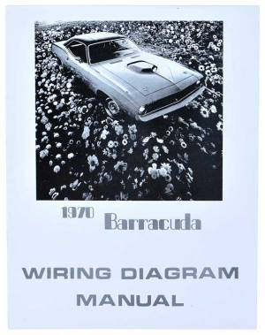 1970 All Makes All Models Parts | L3042 | 1970 Plymouth Barracuda