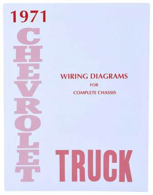 1971 Chevrolet Truck Parts | Literature, Multimedia