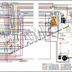 1936 Chevy Truck Wiring Diagram 9 Pin Trailer Plug 1964 All Makes Models Parts | Ml13014b Dodge Polara 11 X 17 Color ...
