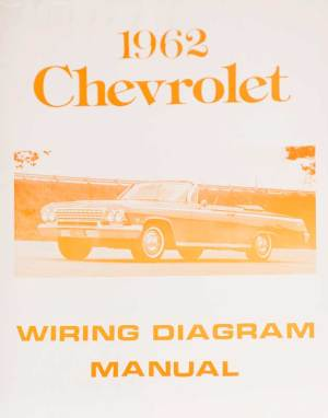 1962 Chevrolet Impala Parts | Literature, Multimedia | Literature | Wiring Diagrams | Classic