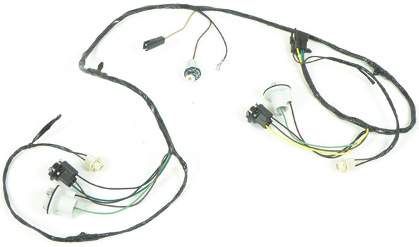 wiring harness for 1973 nova