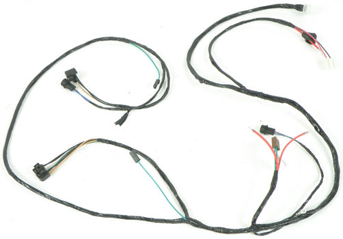 1965 nova wiring harness