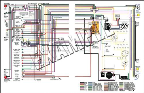 wiring diagrams for 1968 camaro rs ss  wiring diagram solid