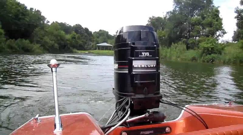 Mercury Outboard Hesitates Upon Acceleration