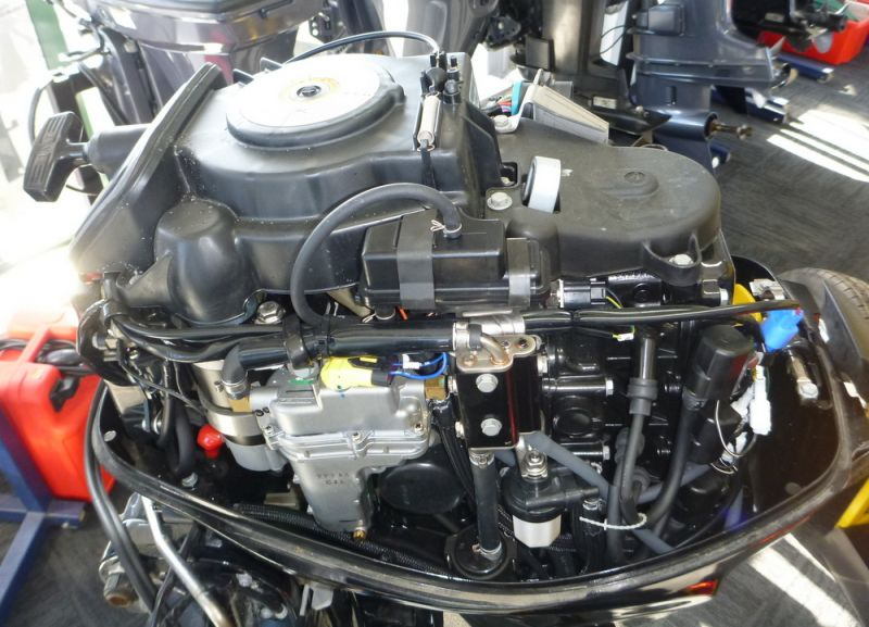 Hp Outboard Motor Wiring Diagram Motor Repalcement Parts And Diagram