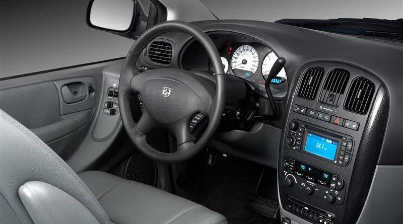 Dodge Grand Caravan Won't Start