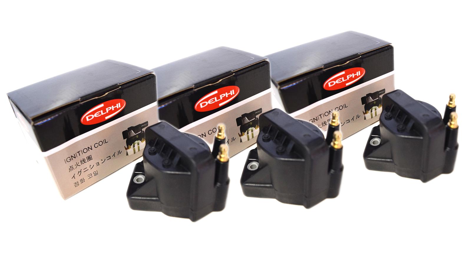 hight resolution of delphi ignition coil set 3 fits holden commodore vn vp vr vs vt vx vy 3 8l v6
