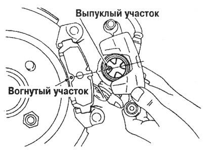 Меняем тормозные колодки Almera (N16) — Форум Автосервис